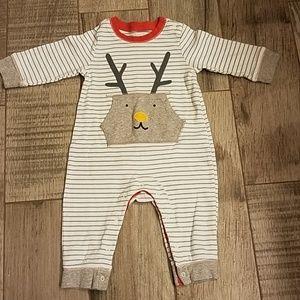 GAP reindeer outfit
